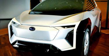 З'явилися подробиці про перший електрокар Subaru