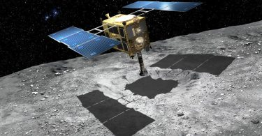 Японські дослідники показали світу зібрані зразки астероїда