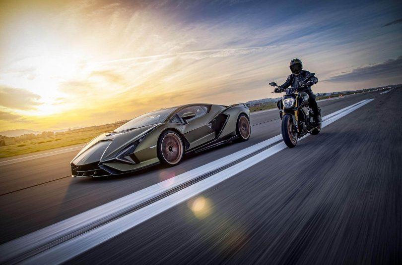 Lamborghini і Ducati