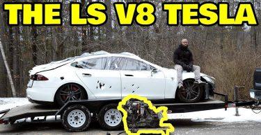Вперше в історії Tesla Model S стане бензиновим автомобілем