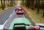 Трактор проти Mercedes