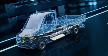 Mercedes-Benz поділився інформацією про електричний eSprinter