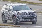 Шпигунські фотографії нового Jeep Grand Cherokee
