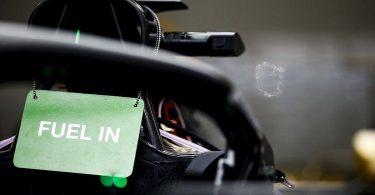 Заправка Формула-1