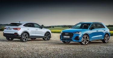 Audi перетворила кросовер Q3 в економічний гібрид
