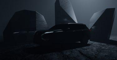 Новий Mitsubishi Outlander: перше зображення і дата дебюту