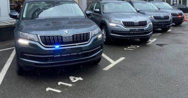 Стало відомо, як виглядають нові авто української поліції для прихованого контролю швидкості