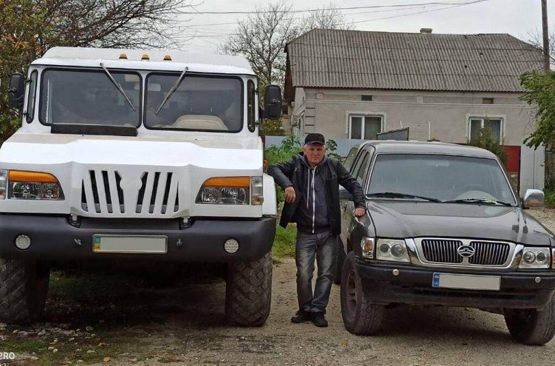 Позашляховик Ukraine