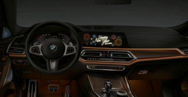 Компанія BMW підготувала для клієнтів новорічний сюрприз (Відео)