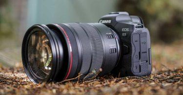 Canon може відмовитися від кнопки спуску затвора в камерах