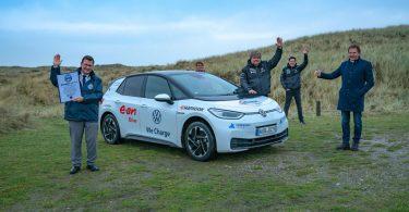 Найбільш популярний електрокар Європи перевірили на надійність рекордним пробігом