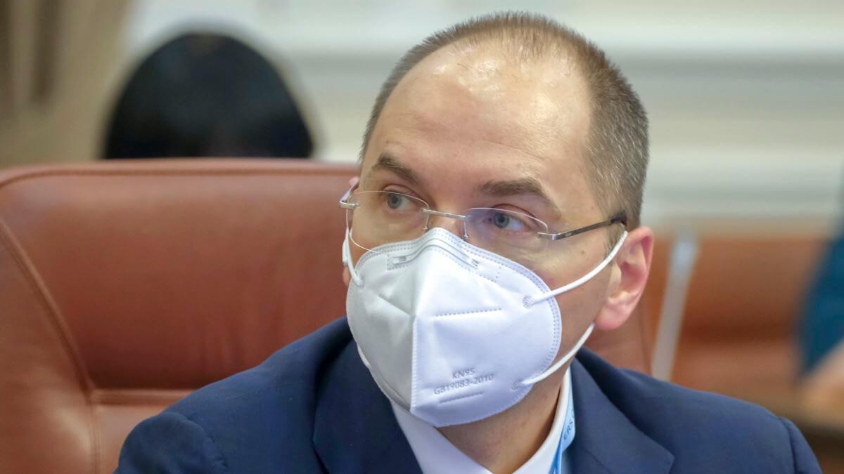 Степанов назвав терміни запуску виробництва вакцин