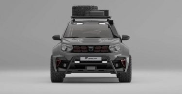 Німецькі тюнери перетворили Dacia Duster на екстремальний всюдихід