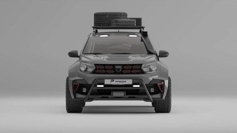 Dacia Duster 4x4 Offroad Widebody