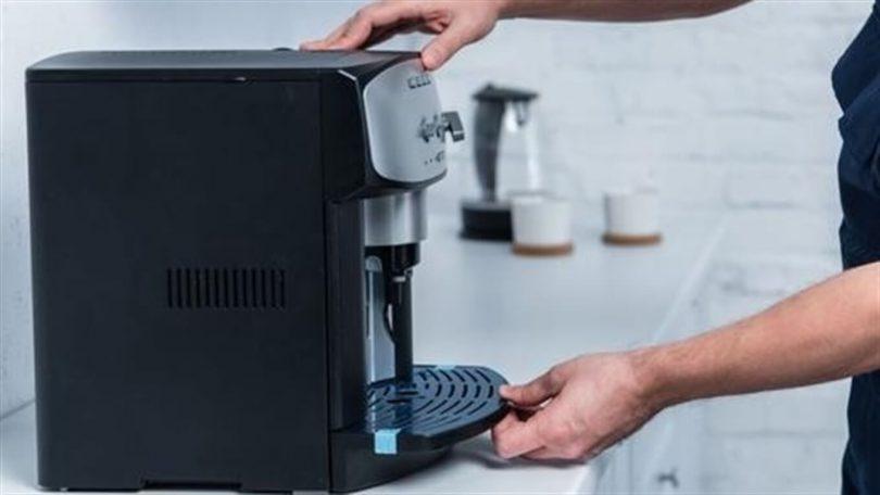 Самостоятельный ремонт кофемашины