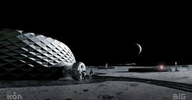 NASA планує побудувати місячну базу за допомогою 3D-принтера