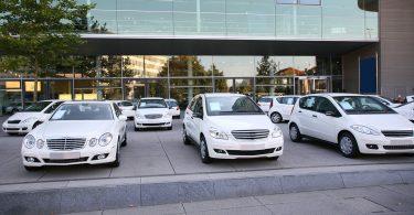 У Туркменістані всі авто зобов'язали повністю пофарбувати у білий колір