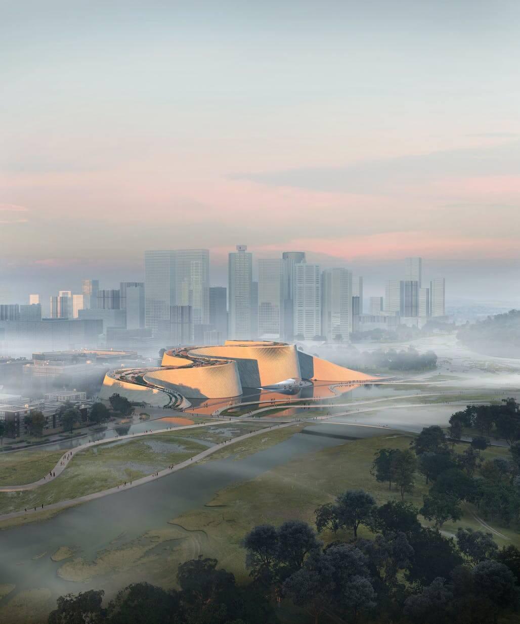 Панорама Музей
