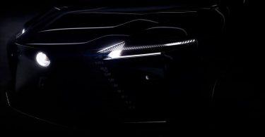 Lexus натякнув на дизайн майбутніх електрокарів