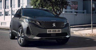 Оновлений Peugeot 3008 дістався до України