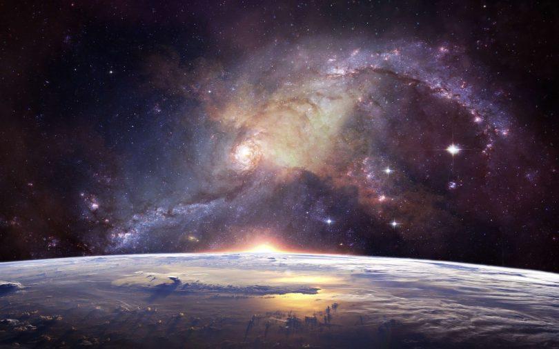 Галактика і планета