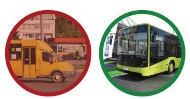 Заміна автобусів