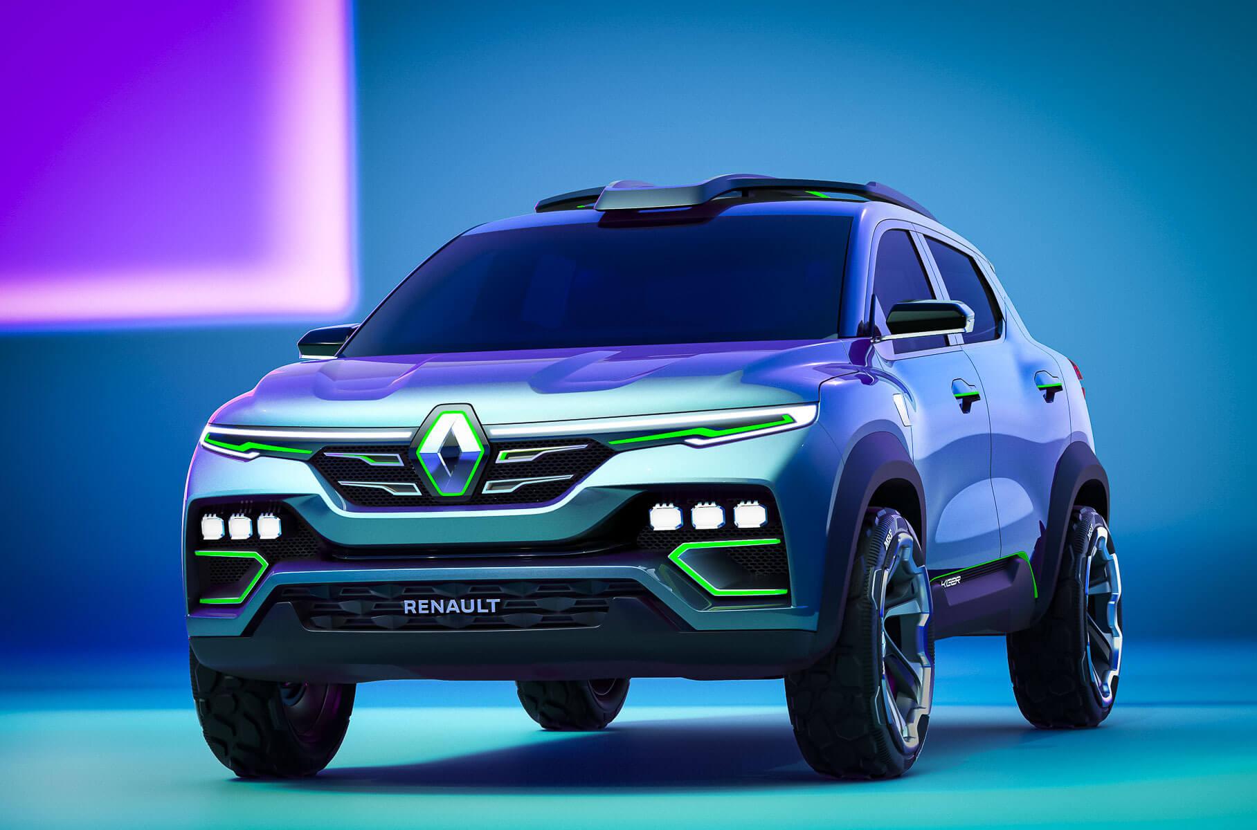 Концепт Renault Kiger