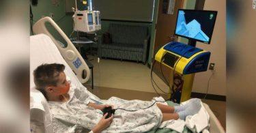 Дитячі лікарні в США оснастять консолями Nintendo. Вони допомагають видужувати швидше