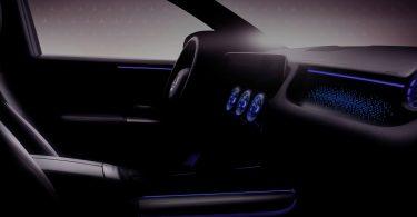 Mercedes-Benz розкрив дату прем'єри нового електрокросовера