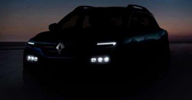Renault розкрила дату прем'єри нового бюджетного кросовера