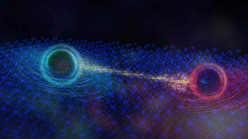 Квантова частинка