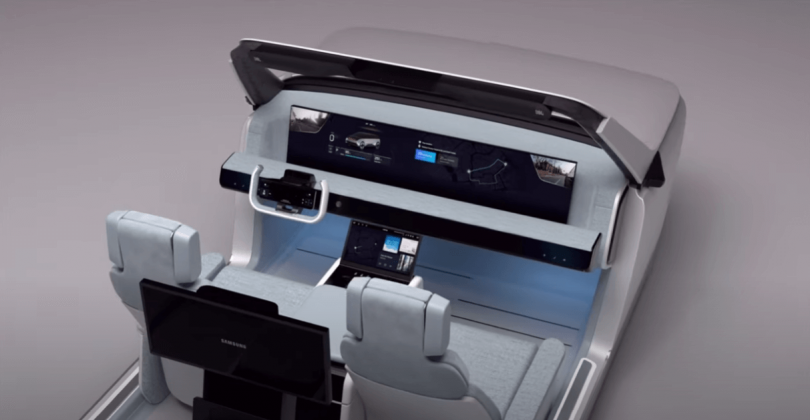 Digital Cockpit 2021