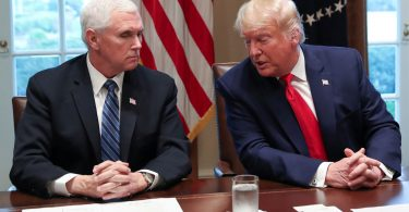 Трамп і Пенс