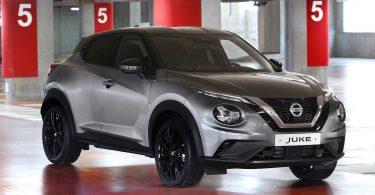 Nissan Juke отримав спеціальну версію Enigma