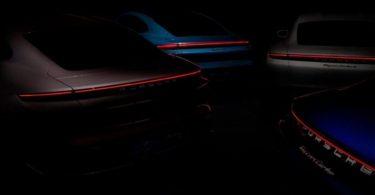 Porsche готує нову версію Taycan