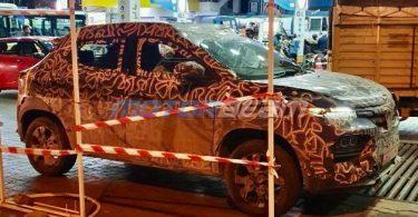 Зовнішність дешевого кросовера Renault розсекретили до прем'єри