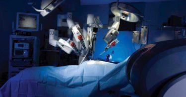 Створено високоточний лазерний робот для хірургічних операцій