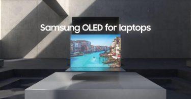Samsung анонсувала нове покоління OLED-дисплеїв для ноутбуків