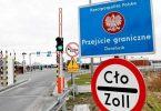 Границя Польща