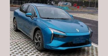 Новий електрокар Renault: опубліковані перші фотографії