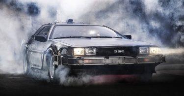 Опубліковано перше зображення нового DeLorean DMC-12