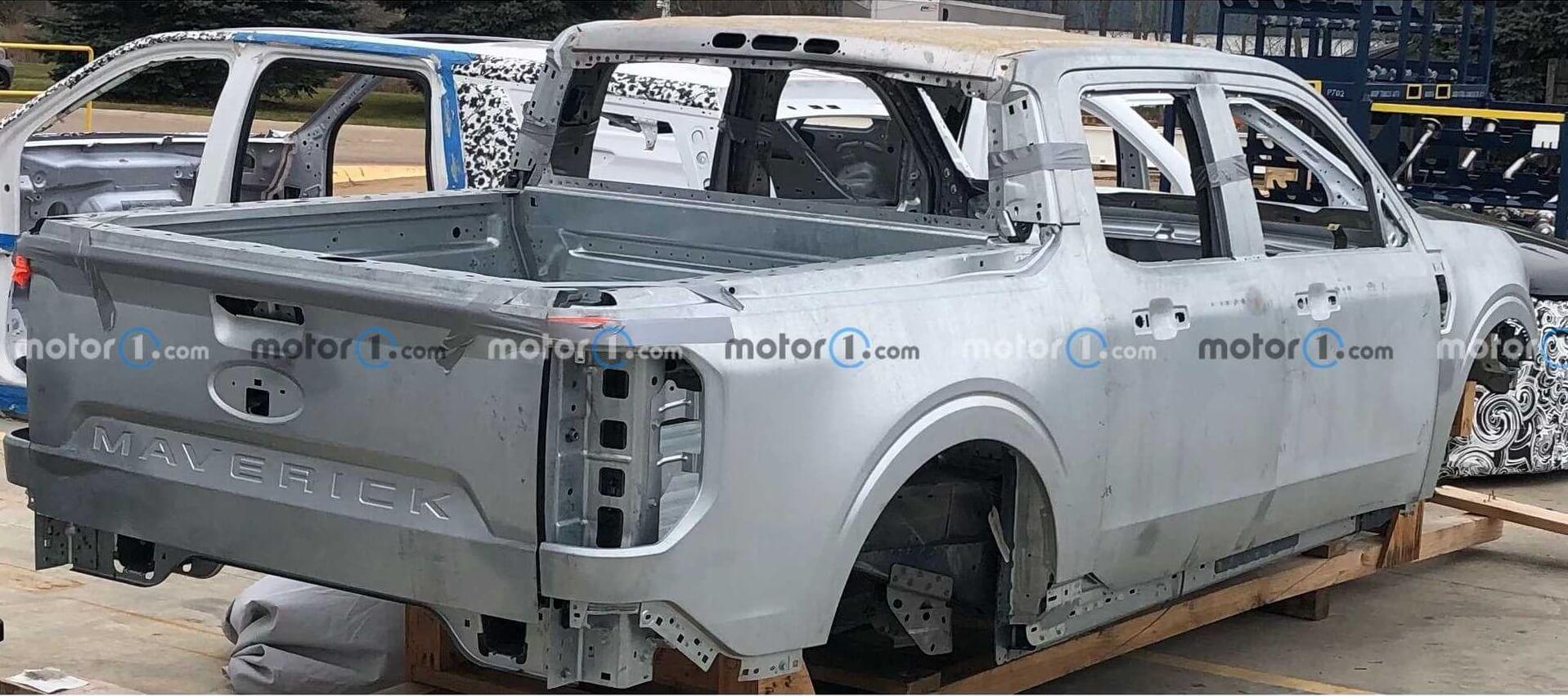 Новий Ford Maverick