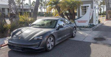 Porsche Taycan перетнув США за 44 години і побив рекорд Tesla