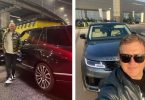 Юрій Горбунов та Олексій Потапенко: Range Rover