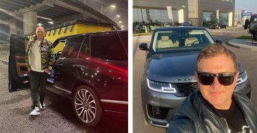 Скільки коштують автомобілі українських зірок: Каменських, Білик, Винника та інших