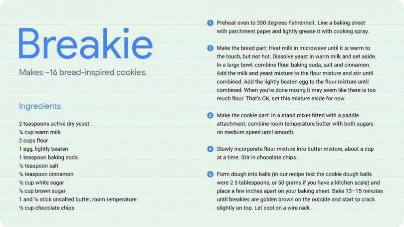кейки (cakie) і брейки (breakie)