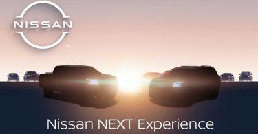 Nissan teaser