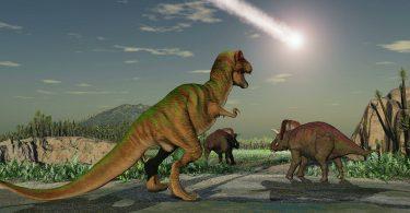 Вчені виявили винуватця масового вимирання динозаврів