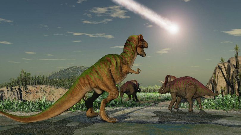 Динозаври і астероїд