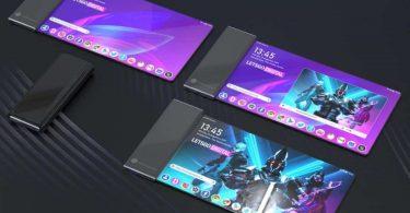 LG запатентувала смартфон з розсувним дисплеєм і другим екраном